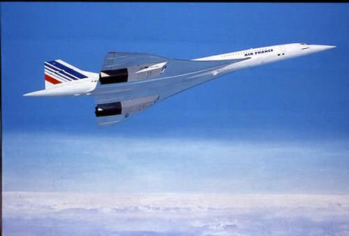 """Concorde I, dit """"Big Bang"""""""