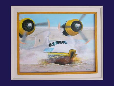 """PBY 6A Catalina """"Calypso"""" (I)"""